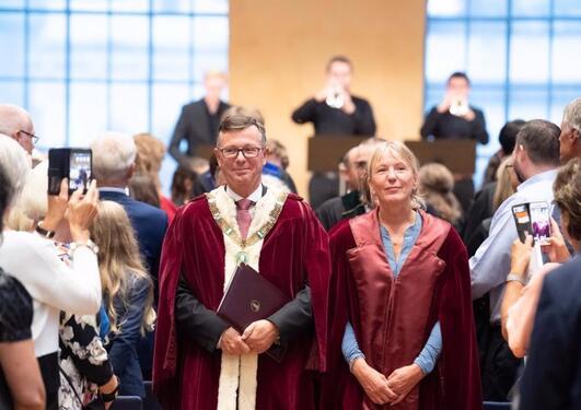 Doktorpromosjon ved Universitetet i Bergen - 24/01-2020