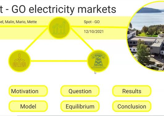 Guarantees of Origin and Market Power in the Spot Electricity Market