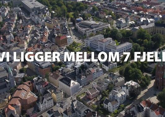 Introduction to the University of Bergen