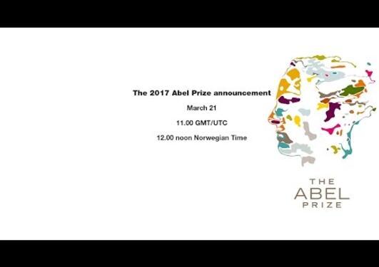 Abel prisen 2017