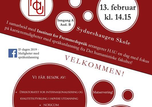 Program for IF-dagen