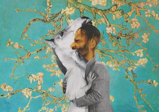 Art work by Irina Silviu Szekely