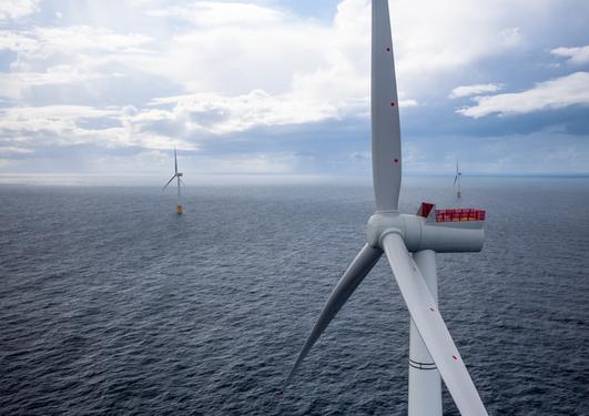 Offshore windfarm - Equinor