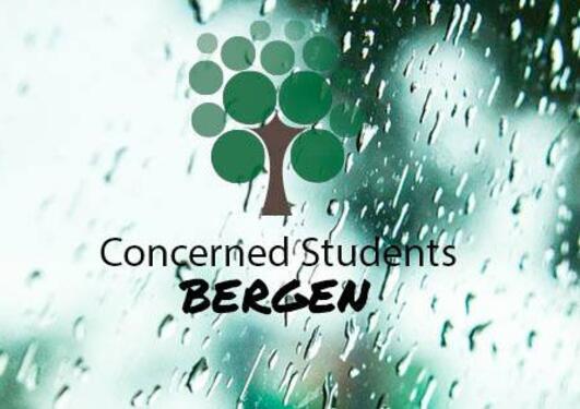 Logo Concerned Students Bergen