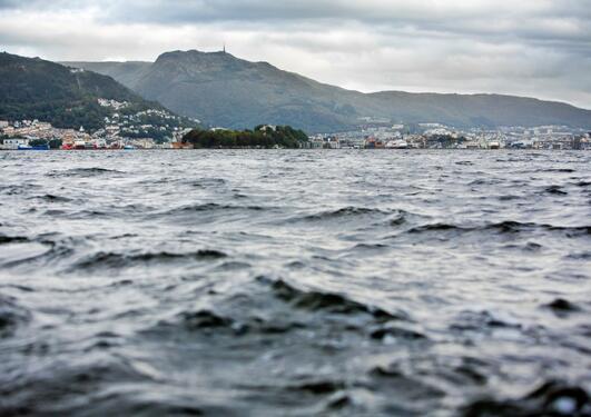 Bergen er Havbyen