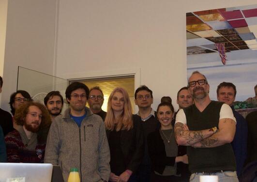 Picture of participants