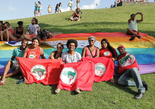 The Landless Workers' Movement (MST) is Latin America