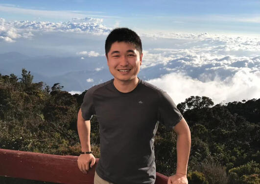 Alumni of the month: James Zhan