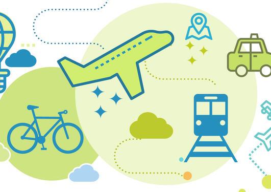 Smarte, grønne og integrerte transportløsninger