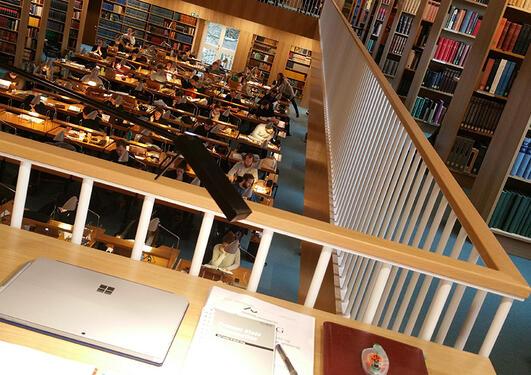 Det kongelige bibliotek, Aarhus