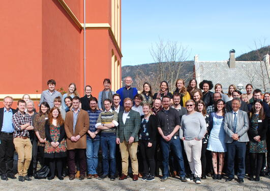 The 12th Bergen International Postgraduate Symposium