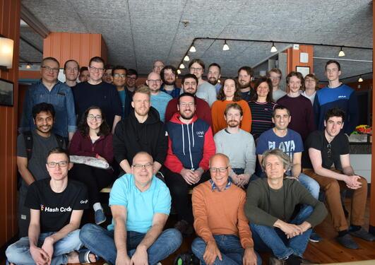 Algorithms group 2019