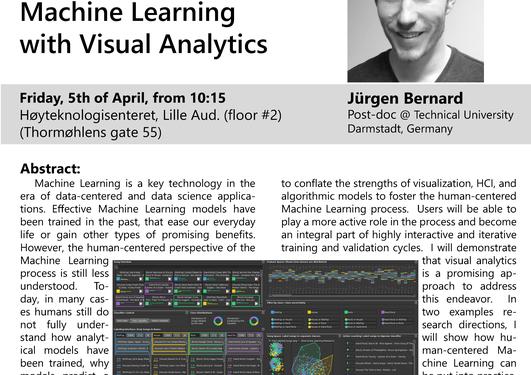 VCF talk by Jürgen Bernard