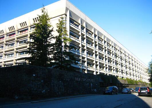 Bilde av Realfagbyggget i Bergen