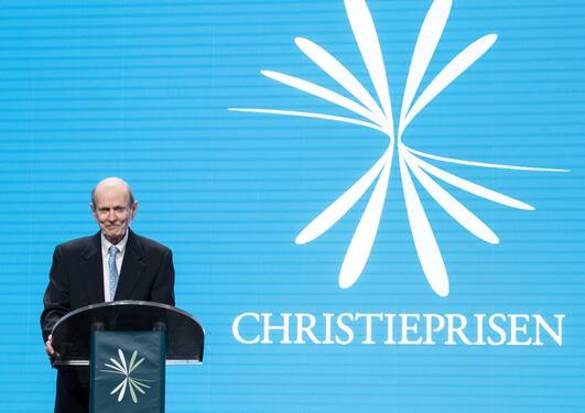 Dan Olweus, professor, Olweusprogrammet, Christieprisen 2018