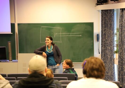 Marija Slavkovik fra Institutt for informasjons- og medievitenskap