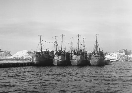 Ålesund 1956