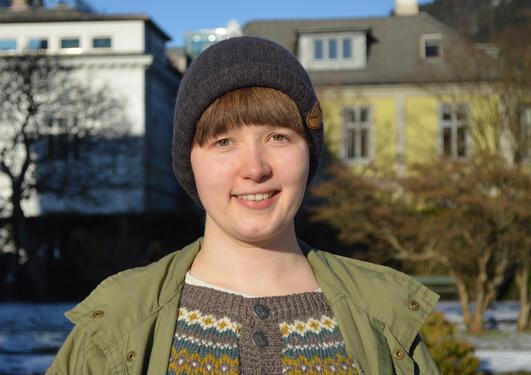 Anne Sofie Hovden