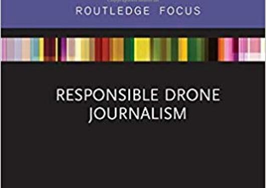 Bokomslag Responsible Drone Journalism