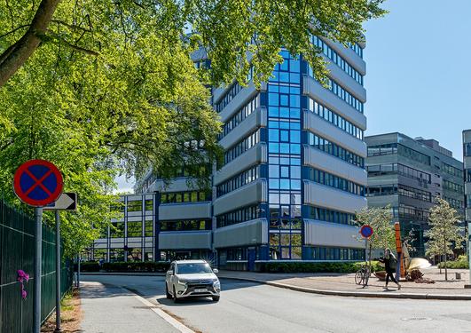 Informatikk utdanning foregår på Høyteknologisenteret