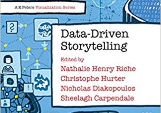 Bokomslag Data-Driven Storytelling