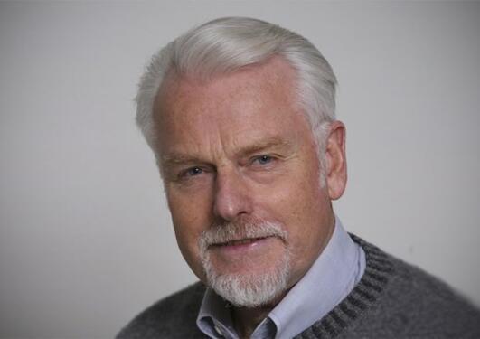 Professor emeritus Gunnar Kvåle