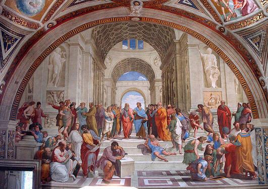 Rafael's School of Athens