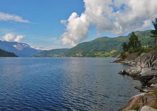 Førdefjorden.