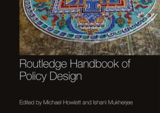 Routledge Handbook of Policy Design