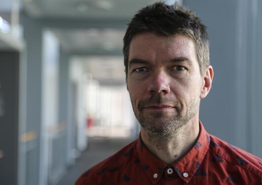 Guest speaker Søren Pold
