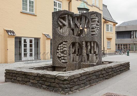 Odd Tandberg, Rislefontene
