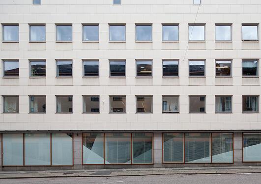 Fasade Christiesgate 12