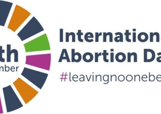 Internationa Safe Abortion Day 2017 logo