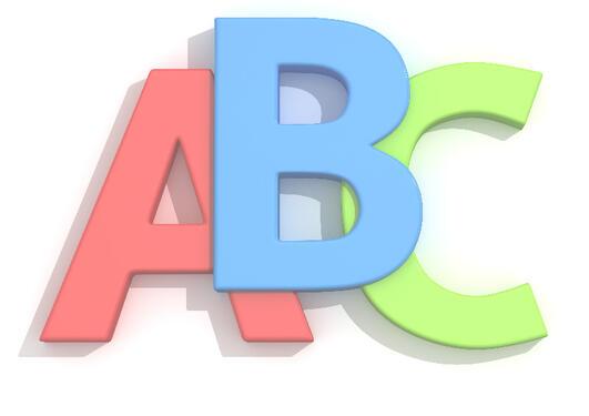 Bildet viser abc