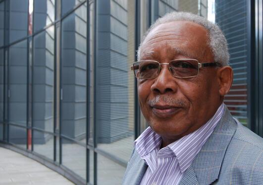 Abdel Ghaffar Ahmed