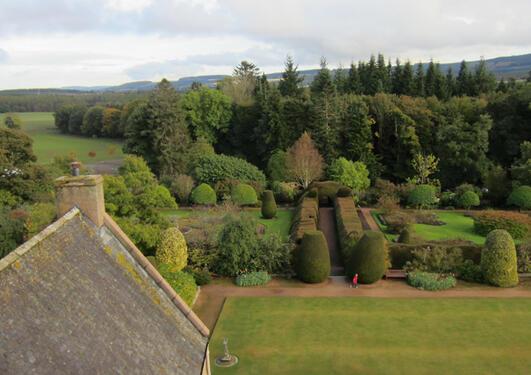 Landskap i Aberdeen