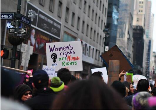 Abortdemonstrasjon