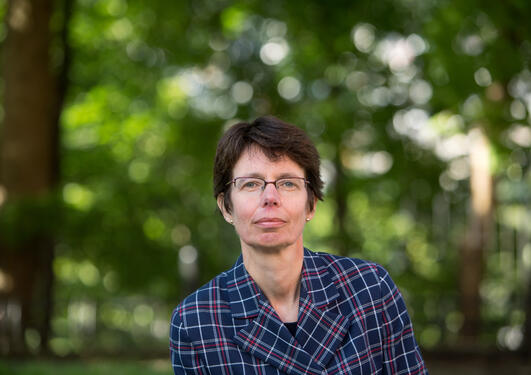 Portrett av Anne Christine Johannessen