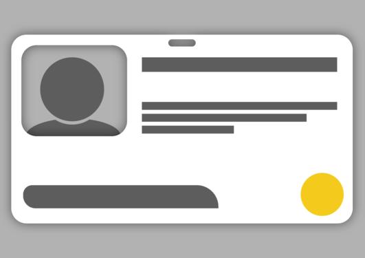 Illustrasjonsbilde - adgangskort