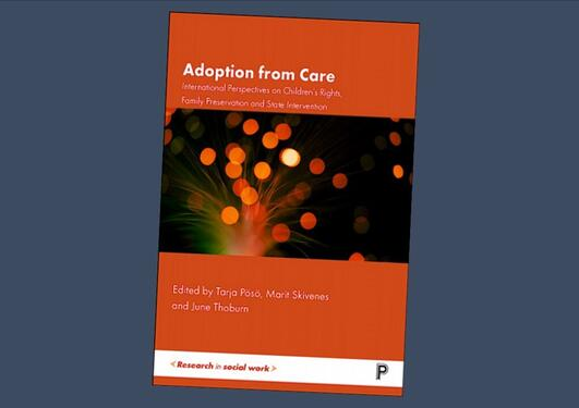 Adoptions from Care cover