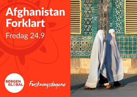 Kvinner i burka
