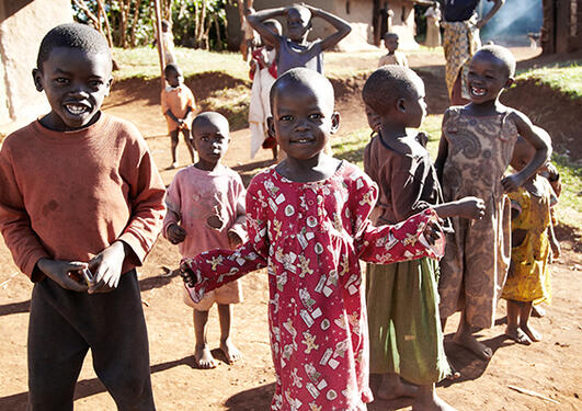 Afrikanske born