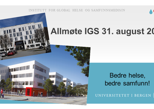 IGS General Assembly Aug. 2021