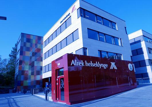 Alrek helseklynge - institutt for klinisk psykologi