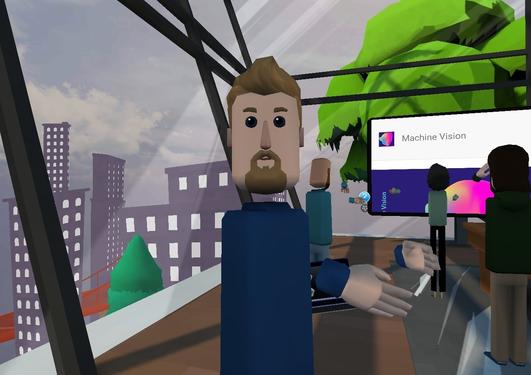 Avatar i Altspace VR