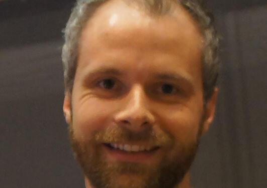 Portrettbilde av HR-rådgiver Anders Tvedt