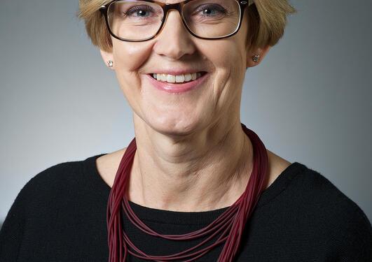 Pro-rector Anne Lise Fimreite