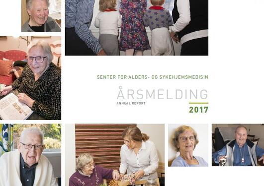 SEFAS årsmelding / annual report 2017