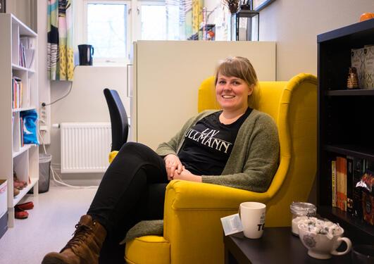 Suzanne Skintveit har tatt praktisk-pedagogisk utdanning (PPU) på UiB.