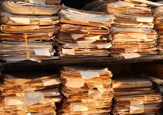 SKOK sitt arkiv
